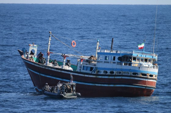 Dhow searched for drugs, featured in Africa PORTS & SHIPS