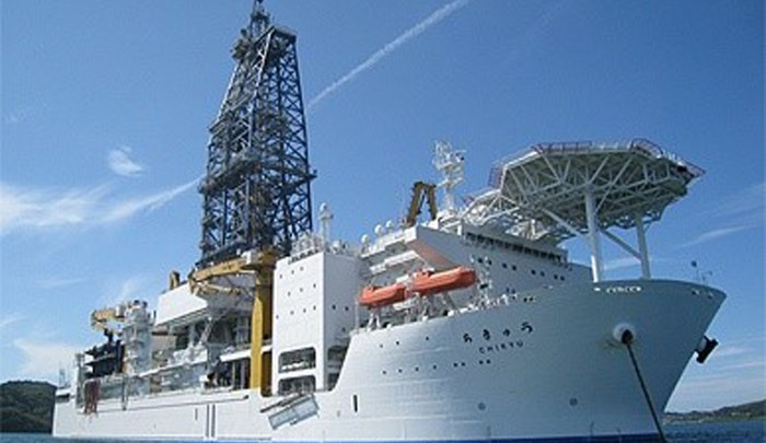 Japanese research vessel CHIRTU. The Nippon Foundation's efforts include the introduction of practical aspects of offshore engineering by providing engineering students with opportunities on supervised engineering projects. In addition it provides access to research vessels and testing facilities owned by the national research institute. Featured in Africa PORTS & SHIPS
