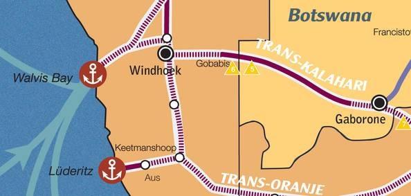 Intermodal Trans-Kalahari Corridor, featured in Africa PORTS & SHIPS