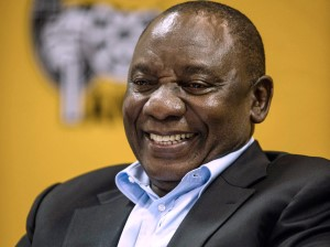 President Cyril Ramaphosa, featured in Africa PORTS & SHIPS