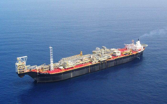 FPSO Baobab Ivoirien which is currently deployed off Côte d'Ivoire.