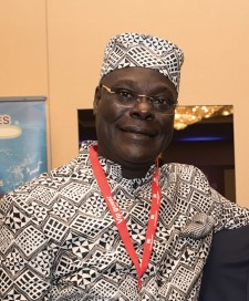 ISSA Executive Vice President Mr Kouame Aduo Luc featured in Africa PORTS & SHIPS