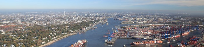 Port of Hamburg, important link in South Africa-Europe trade, featured in Africa PORTS & SHIPS