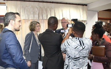 Denmark and Ghana have cooperated on e-navigation solutions, implementation of international regulations and training of tugboat captains since 2015. This week, the strategic sector cooperation was extended until 2021, from a report featured in Africa PORTS & SHIPS maritime news
