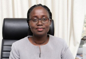 Sandra Opoku, Tema port's new acting GM fatured in Africa PORTS & SHIPS
