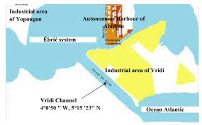 Vridi Canal and Abidjan, featured in Africa PORTS & SHIPS