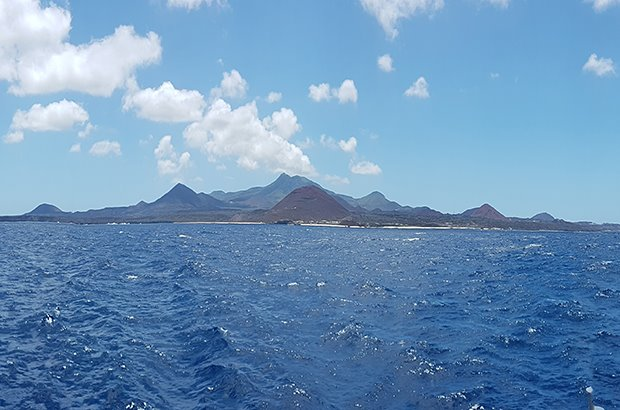 Ascension Island. Image: Marine Development Blog.gov.uk, featured in Africa PORTS & SHIPS