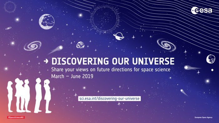 Günther Hasinger, ESA Director of Science, is inviting the public to share their views on the questions that Voyage 2050, ESA's space science programme for the 2035–2050 time frame, should address. This public consultation opened on 4 March and will run until the end of June. This is the first time that ESA has invited the public to be involved in this process. The survey requires no expert knowledge about space science topics, and has been specially prepared to guide participants through a sequence of questions. Featured in Africa PORTS & SHIPS