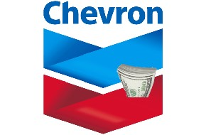 Chevron banner logo featured in Africa PORTS & SHIPS maritime news online