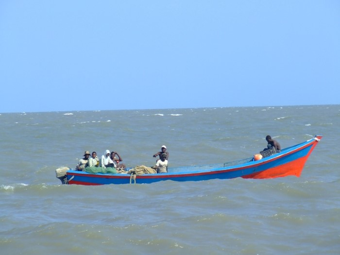 small boats operating from Beira, featured in an article in Africa PORTS & SHIPS maritime news online