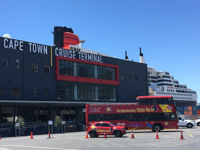 Cape Town's new cruise terminal, featured in Africa PORTS & SHIPS maritime news online
