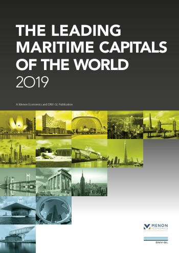 Maritime Capitals of the World 2019 report, featured in Africa PORTS & SHIPS maritime news online