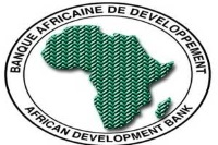AfDB logo, featured in Africa PORTS& SHIPS maritime news online