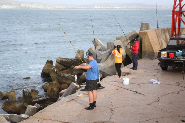 Previously hosted Charity Fishing Competition hosted at the Port of Mossel Bay in January 2019, featured in Africa PORTS & SHIPS maritime news online