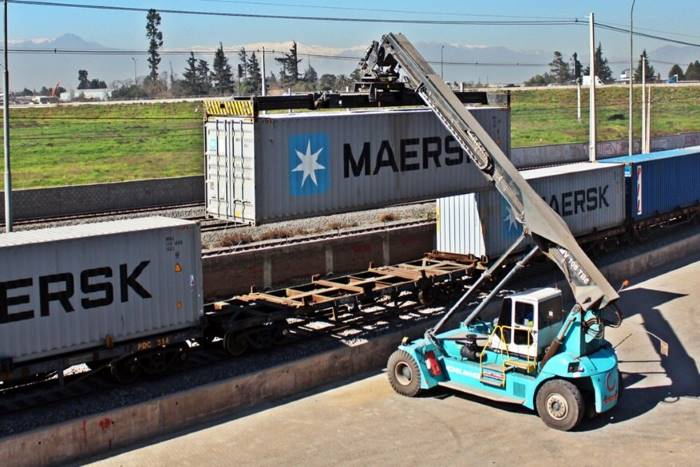 Maersk Logistics & Services image, featured in Africa PORTS & SHIPS maritime news online