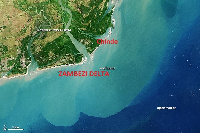 Zambezi Rover Delta and Chinde, featured in story in Africa PORTS & SHIPS maritime news online