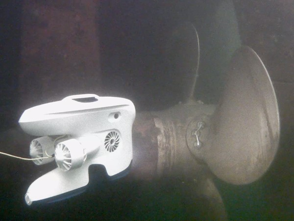 Blueye Pioneer ROV drone, featured in Africa PORTS & SHIPS maritime news online