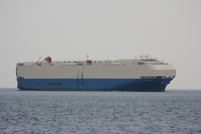 Diamond Highway. Picture:Blogs.yahoo.jp, featured in Africa PORTS & SHIPS maritime news