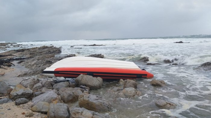 Missing fishing vessel washed up, as reported in Africa PORTS & SHIPS maritime news online
