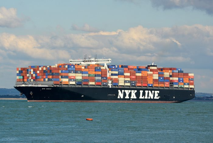 NYK Eagle Picture: NYK, featured in Africa PORTS & SHIPS maritime news