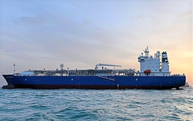 LPG carrier Trammo Dietlin, first ship in the world to be awarded Lloyd's Register's cyber AL-SAFE ['autonomous level safe'] notation. Read story below, featured in Africa PORTS & SHIPS maritime news