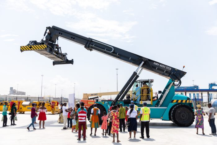Pictures of Family Fun Day taken at Tema MPS Terminal 3:  courtesy MPS, featured in Africa PORTS & SHIPS maritime news