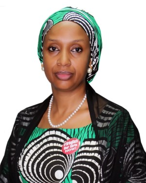 Ms Hadiza Bala Usman, managing director Nigerian Ports Authority, who features in Africa PORTS & SHIPS maritime news