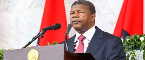 Angolan President João Manuel Gonçalves Lourenço, featured in Africa PORTS & SHIPS maritime news online