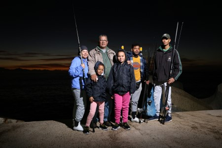 Participants in the annual Port of Mossel Bay charity fishing competition, which was featured in Africa PORTS & SHIPS maritime news