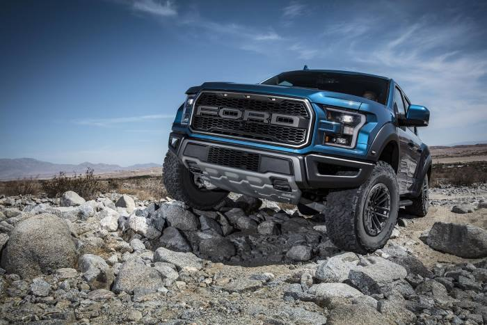The Ford Raptor which will now also be built at Ford's Pretoria plant, featured in news report in Africa PORTS & SHIPS maritime news