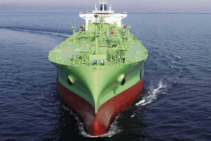 Coming the way of the Strait of Hormuz, BW MINDORO,featured in Africa PORTS & SHIPS maritime news