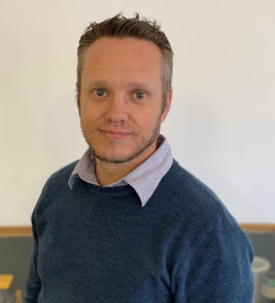 Eddie Swanepoel, who heads up Vesconite Bearings' new New Zealand office, featured in Africa PORTS & SHIPS maritime news