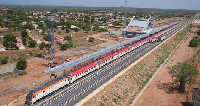 Kenya Railways Madaraka Express, featured in Africa PORTS & SHIPS maritime news