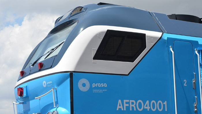 PRASA Spanish-built locos that will go on auction in September, featured in Africa PORTS & SHIPS maritime news