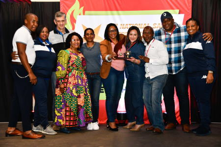 The First Aid category was won by the Ngqura Ambassadors with 97%, featured in Africa PORTS & SHIPS maritime news
