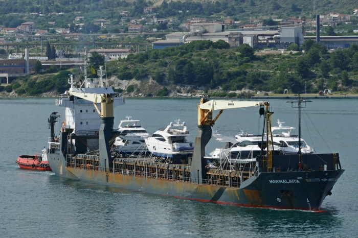 MarMalaita. Picture courtesy: Shipspotting, featured in Africa PORTS & SHIPS maritime news
