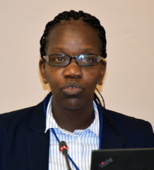Ms Beatrice Nyamoita, Chairperson of IOMOU, appearing in Africa PORTS & SHIPS maritime news