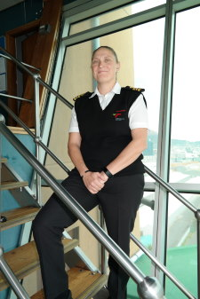 Sanette Robinson, Open Licence Pilot at Port of Cape Town, featured in Africa PORTS & sHIPS maritime news