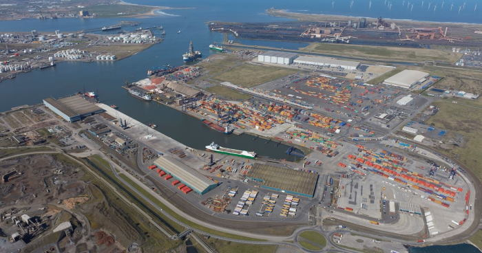 Teesport on the northeast coast of the UK, where the concept of being a Freeport is being championed, featured in Africa PORTS & SHIPS maritime news