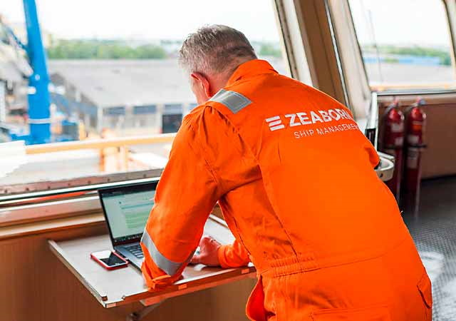There are many different ways to streamline surveys through shore-based remote management, from interfacing with machinery monitoring data to interacting directly with the crew during specific inspections. Featured in a report appearing in Africa PORTS & SHIPS maritime news