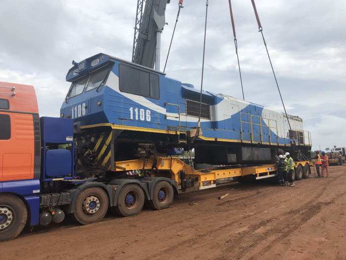 One of the assets recovered by Grindrod from West Africa, featured in Africa PORTS & SHIPS maritime news