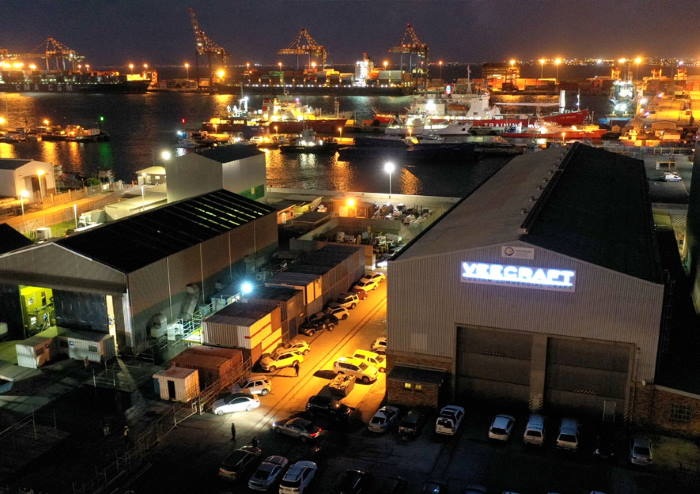 Picture: Veecraft Marine, fetaured in Africa PORTS & SHIPS maritime news