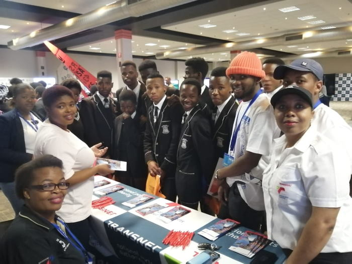 SAIMI Dive-In Expo event held at Port of East London, featured in Africa PORTS & SHIPS maritime news