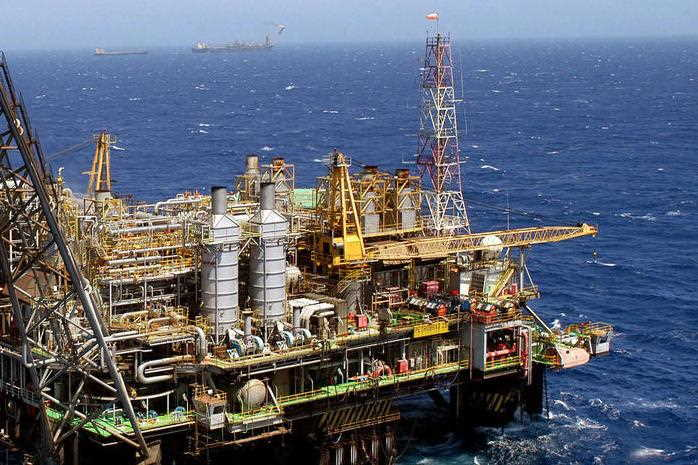 Oil rig, featured in Africa PORTS & SHIPS maritime news
