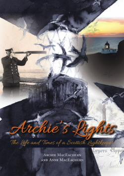 Archie's Lights cover, book review in Africa PORTS & SHIPS maritime news