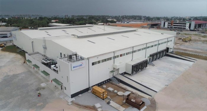 The new multimodal hub at Abidjan, Ivory Coast, featured in Africa PORTS & SHIPS maritime news