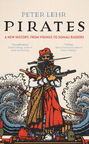Cover of book for reviews title Pirates, featured in Africa PORTS & SHIPS maritime news