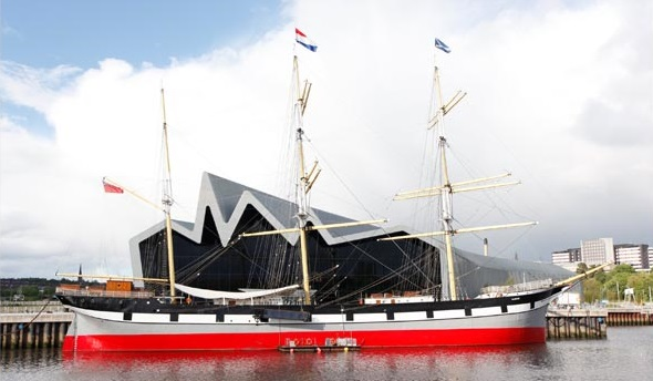 Glenlee, featured in Africa PORTS & SHIPS maritime news