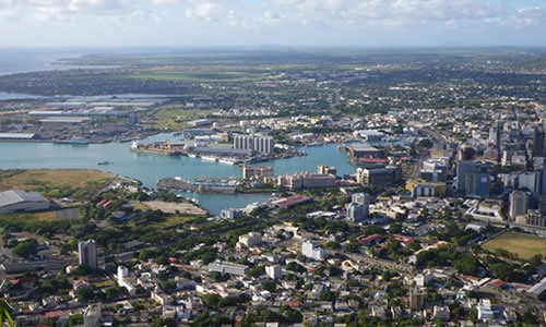 Port Louis, featured in Africa PORTS & SHIPS maritime news