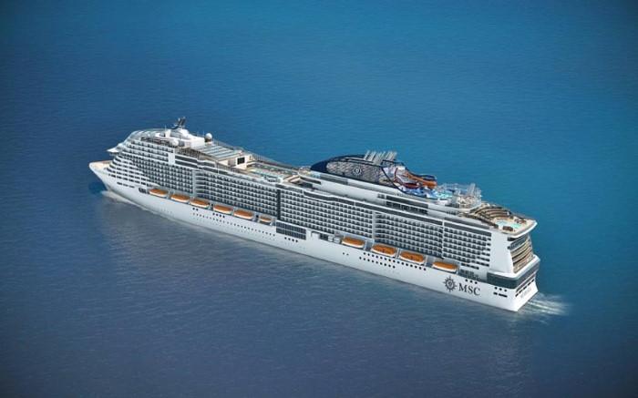 MSC Grandiosa, feature in Africa PORTS & SHIPS maritime news